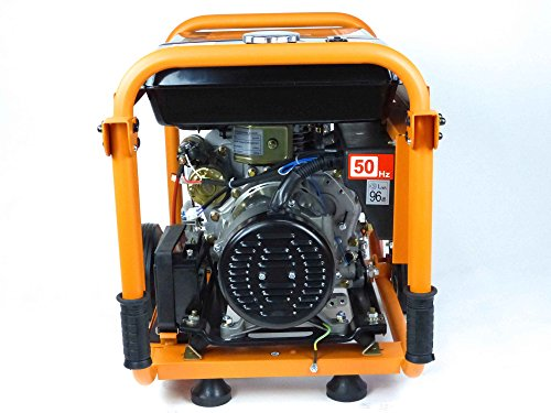 Stromerzeuger KW5500 1-Phasig 5000Watt Generator Notstromaggregat - 4