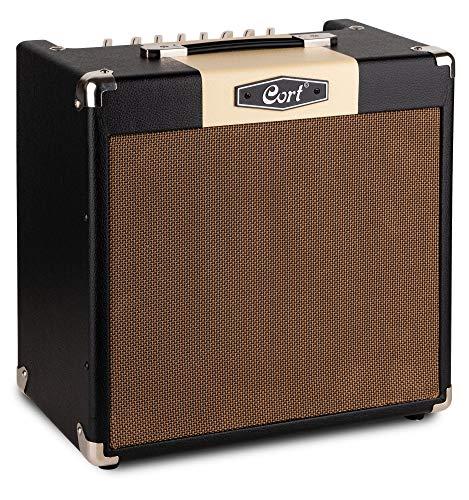 Cort Combo CM30R - Guitarra eléctrica (30 W), color negro