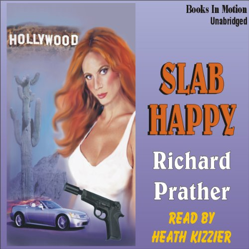 Slab Happy audiobook cover art