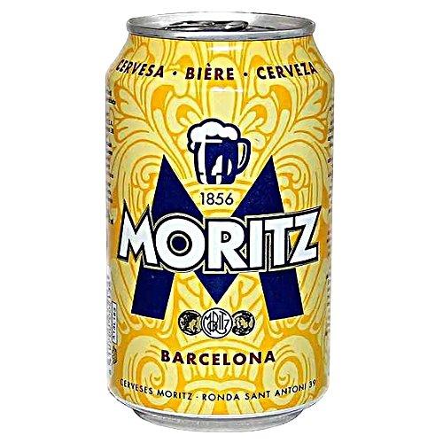 Moritz - helles Bier - 1 x 0,33 l