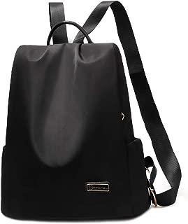 Travel Backpack for Women Anti Theft Lightweight Daypack Waterproof Nylon Ladies Shoulder bags