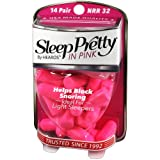 HEAROS Sleep Pretty in Pink Ear Plugs For Sleeping