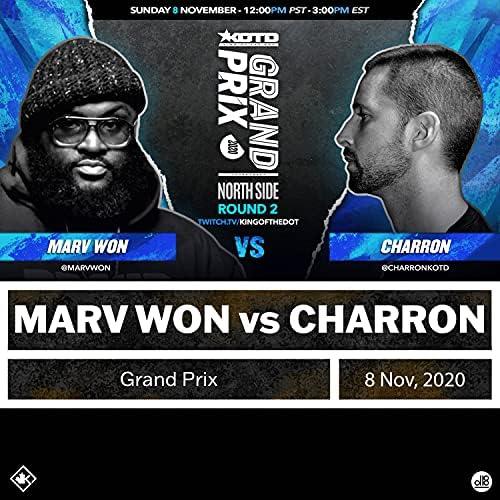 King Of The Dot feat. Marv Won & Charron