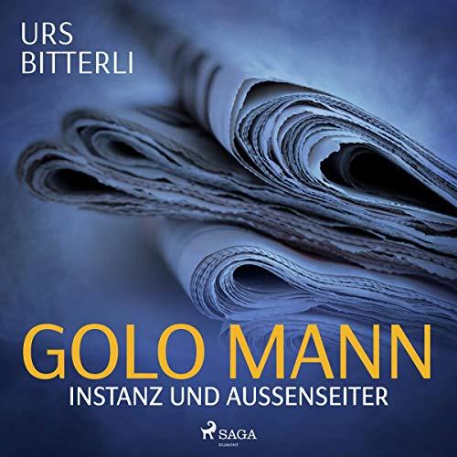 Golo Mann audiobook cover art