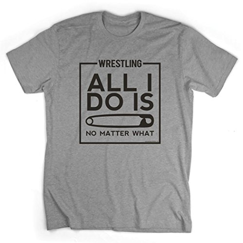 All I Do is Pin T-Shirt | Wrestling Tees by ChalkTalk Sports...