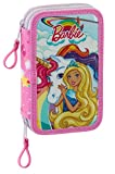 Astuccio Barbie Dreamtopia Ufficiale, Scolastico, Include 28 Oggetti