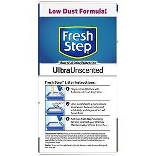 ارخص مكان يبيع Fresh Step Ultra Unscented Litter