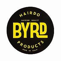 (バード)BYRD ステッカー ロゴ サークル Lサイズ