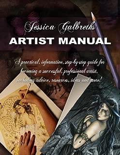 Jessica Galbreth's Artist Manual