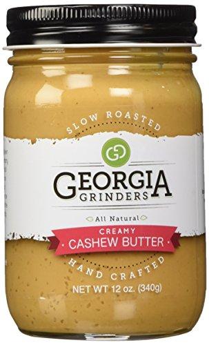 Georgia Grinders Cashew Butter, 12 Oz