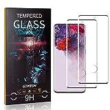 GIMTON Vetro Temperato per Galaxy S20, Nessuna Bolla, 9H Durezza, 0.26mm Ultra Sottile Pellicola Protettiva in Vetro Temperato per Samsung Galaxy S20, 2 Pezzi