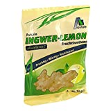 Jengibre Lemon Caramelos + Vitamina C 75g Caramelos