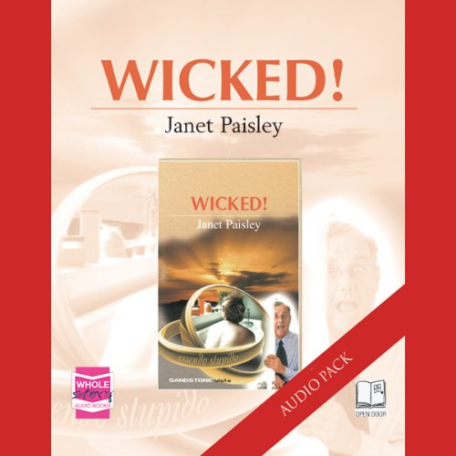 Wicked! audiobook cover art