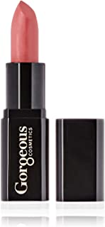 Gorgeous Cosmetics Matte Finish Lipstick with Vitamin E, Muse, 4g