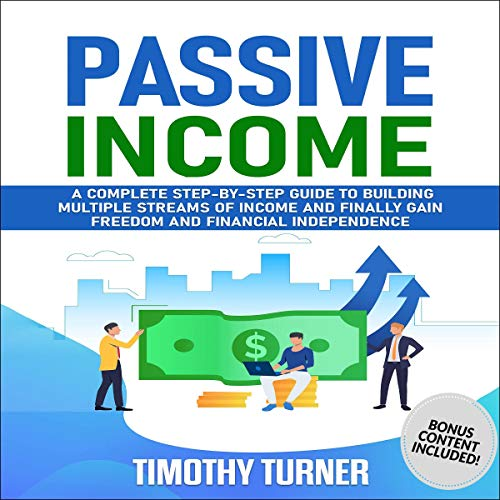 Passive Income Audiobook By Timothy Turner cover art