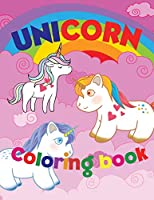 Unicorn Coloring Book: Amazing Unicorn Coloring Book for Kids Ages 4-8 66 Cute, Unique Coloring Pages A Coloring and Activity Book for Kids