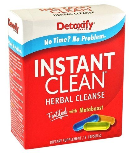Detoxify Brand Fortified Metaboost Capsules