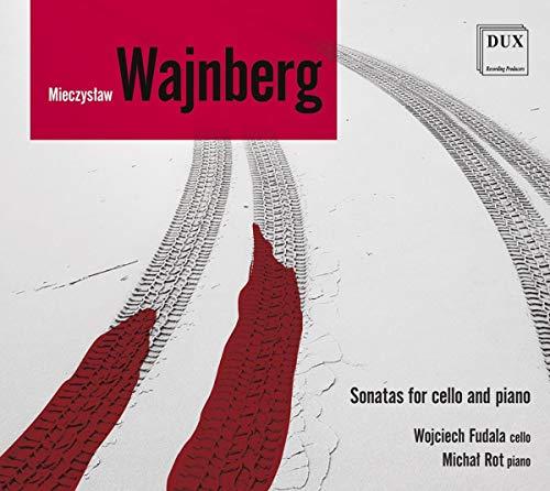Weinberg: Sonaten für Cello & Klavier