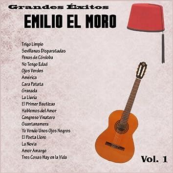 Grandes Éxitos: Emilio el Moro Vol. 1
