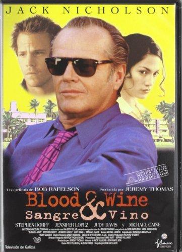 Sangre y Vino DVD Blood & Wine