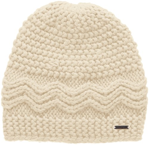 Roxy Stay Out Beanie - Gorro para mujer, color rosa, talla única