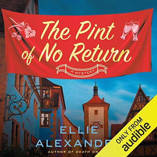 The Pint of No Return cover art