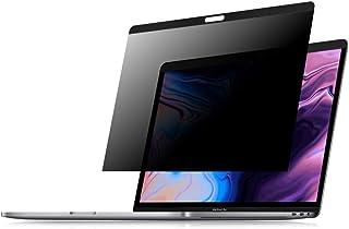 覗き見防止 macbook pro 15 保護フィルム フィルター/プライバシー を守る 【ブルーライトカット】 (MacBook Pro 15インチ 2016年以降モデル用)