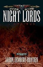 Night Lords - L'Omnibus d'Aaron Dembski-Bowden