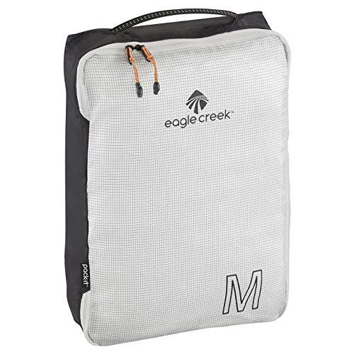 eagle Creek Pack-it Specter Tech Cube Medium Organiseur de valises 34 cm, Noir/Blanc (Noir) - EC0A3CWX233