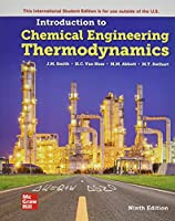 ISE Introduction to Chemical Engineering Thermodynamics