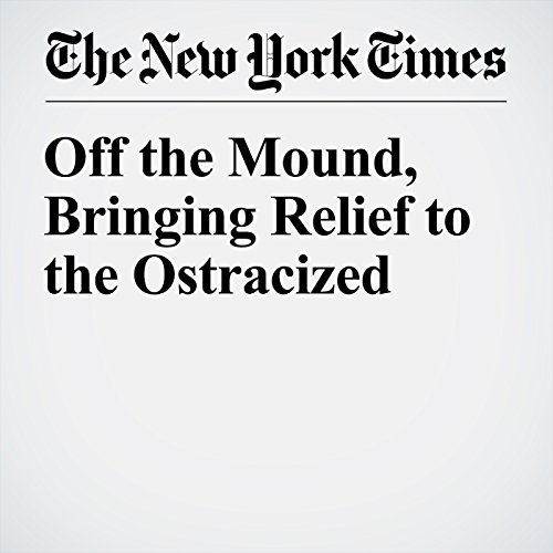 Off the Mound, Bringing Relief to the Ostracized audiobook cover art
