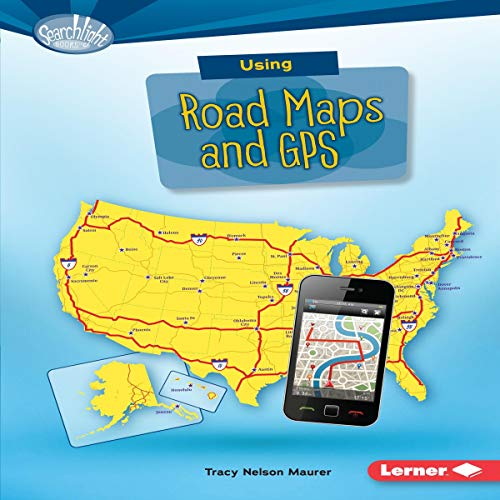 Using Road Maps and GPS cover art