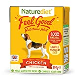 Naturediet Feel Good Selection Pack Complete Wet Food, 390g