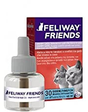 Ceva VTM47 Feliway Friends Ricarica - 48 ml