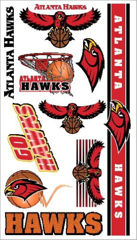 Caseys Distributing 32085143648 Atlanta Hawks Temporary Tattoos