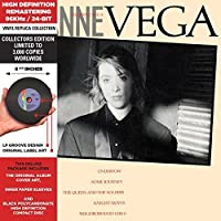 Suzanne Vega - Cardboard Sleeve - High-Definition CD Deluxe Vinyl Replica - IMPORT by Suzanne Vega
