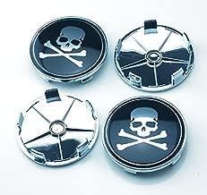 Best skull wheel center caps Reviews
