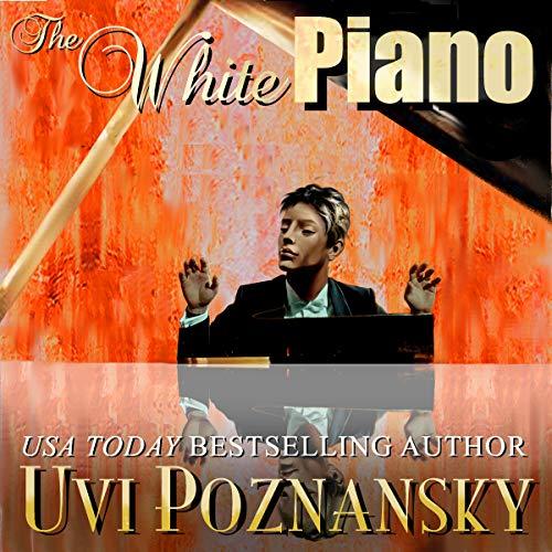 The White Piano audiobook cover art