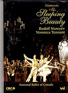 Tchaikovsky - Sleeping Beauty / Rudolph Nureyev, Veronica Tennant, National Ballet of Canada