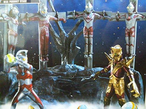 ウルトラ怪獣戯画 「ギガ」 ウルトラ兄弟激闘史Ⅰ 4&5 「死刑!ウルトラ5兄弟」「銀河に散った5つの星」ゴルゴダの丘セット