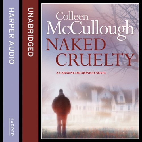 Naked Cruelty audiobook cover art