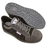 Seba 635gnce Zapato Baja, Gris/Negro S3SRC, Talla 41