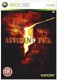 Capcom Resident Evil 5, Xbox 360