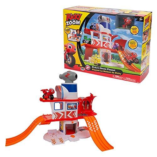 Giochi Preziosi Ricky Zoom Playset Casa C/1 vehículo RCY01000