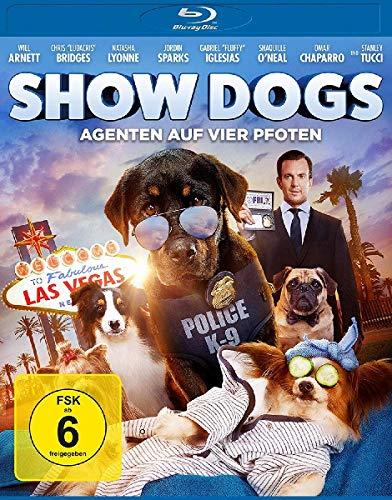 Show Dogs - Agenten auf vier Pfoten [Blu-ray]