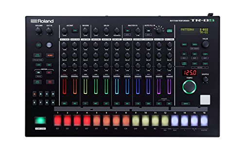 Roland Aira RHYTHM COMPOSER WITH SAMPLING FUNCTION