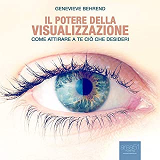 Il potere della visualizzazione: Come attirare a te ciò che desideri  copertina