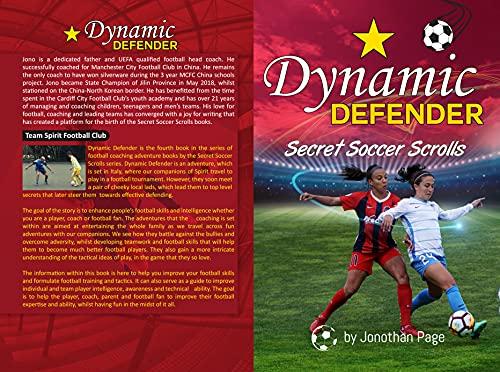 DYNAMIC DEFENDER (Secret Soccer Scrolls Book 4) (English Edition)