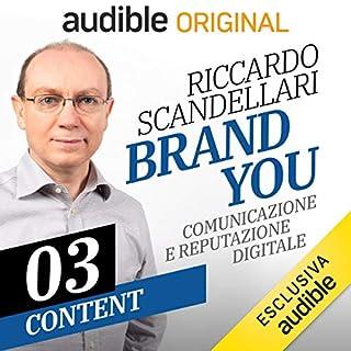 Content. Comunicare online attraverso social e Blog copertina