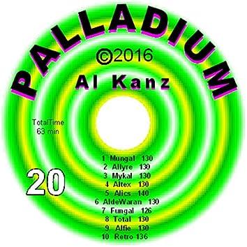 Palladium, Vol. 20
